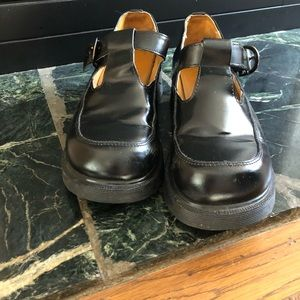 Vintage Dr Martens Mary Janes fits 8.5 England